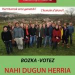 Affiche Votez